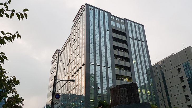 Pangyo (R&D and office workforce)